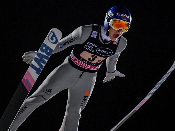 Skispringen: Dominik Peter holt sich Bronze an der Jugend-WM!