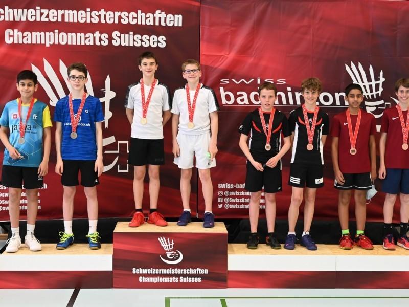 Badminton: Matia gewinnt Silber an der Schweizermeisterschaft!