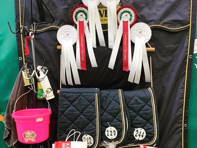 Springreiten: Lou Puch gewinnt den Grossen Preis von Chevenez!
