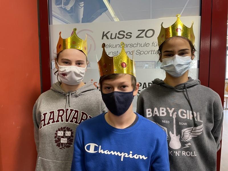 Das sind unsere 3 König*innen