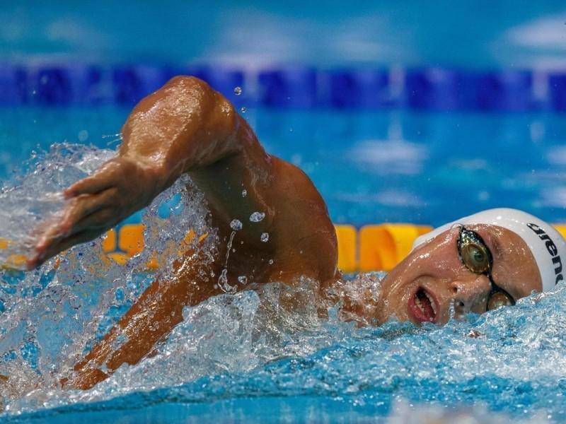 Schwimmen: Antonio Djakovic überzeugt an der EM in Budapest