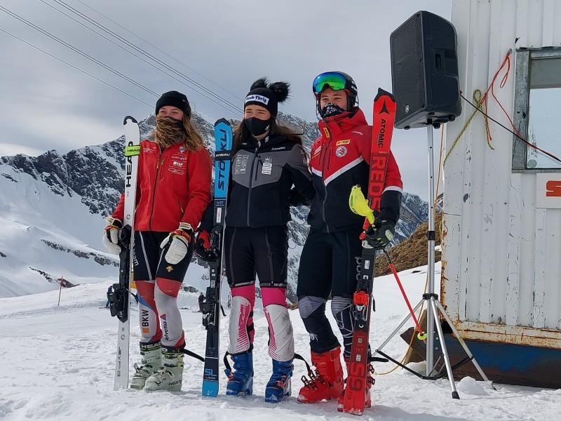 Ski Alpin: Allegra gewinnt ihren ersten Interregio-Slalom!