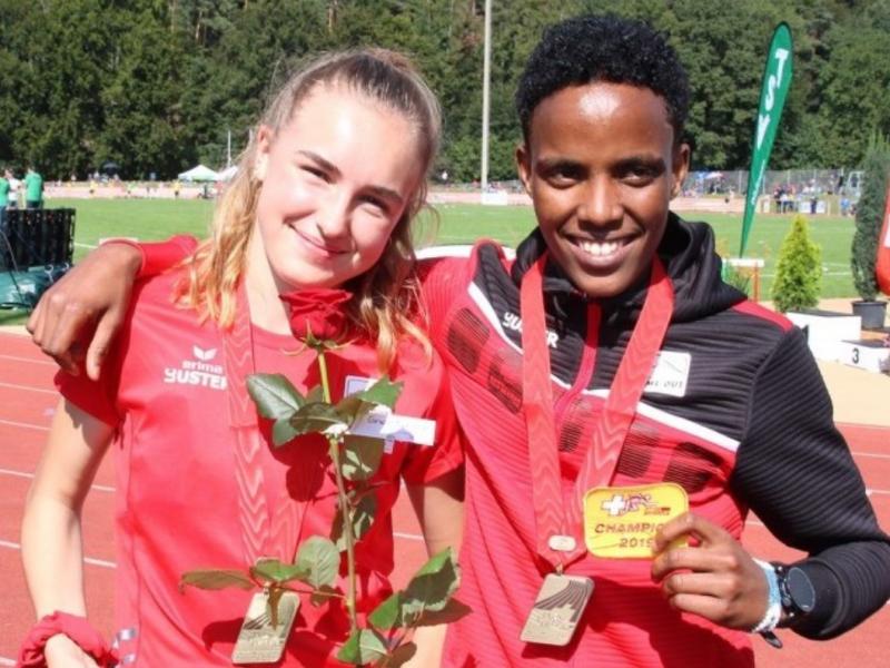 Schweizermeistertitel für Abdi Salam Ali
