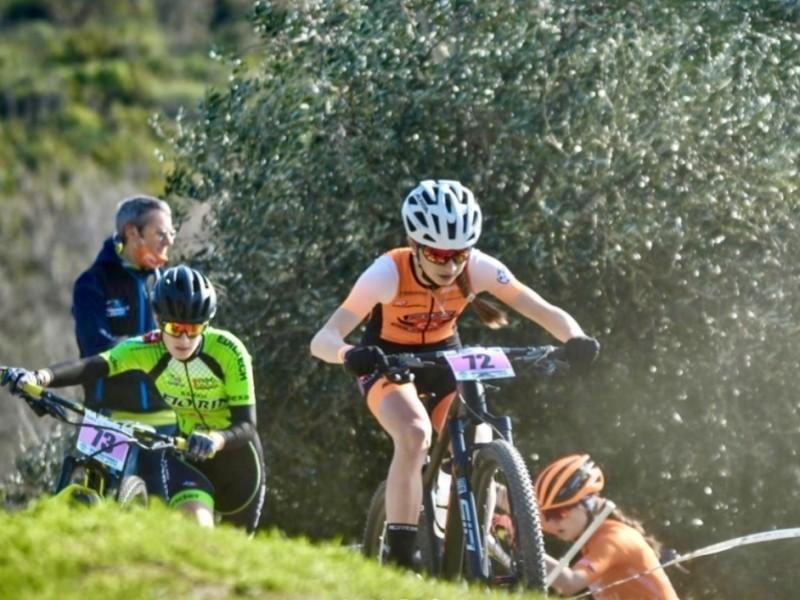 Mountain Bike: Muriel sichert sich den 2. Platz an internationalem Rennen auf Elba!