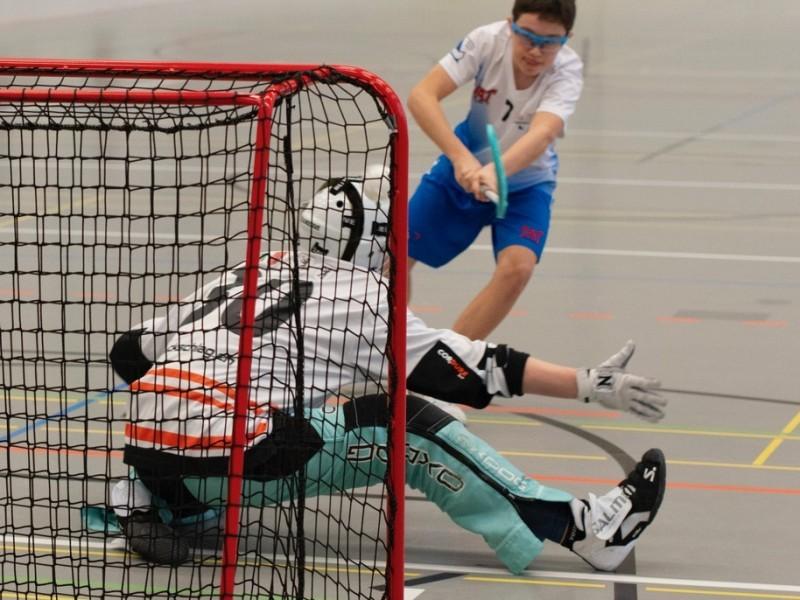 Unihockey: U15 Auswahl KZUV gewinnt Goldküstencup