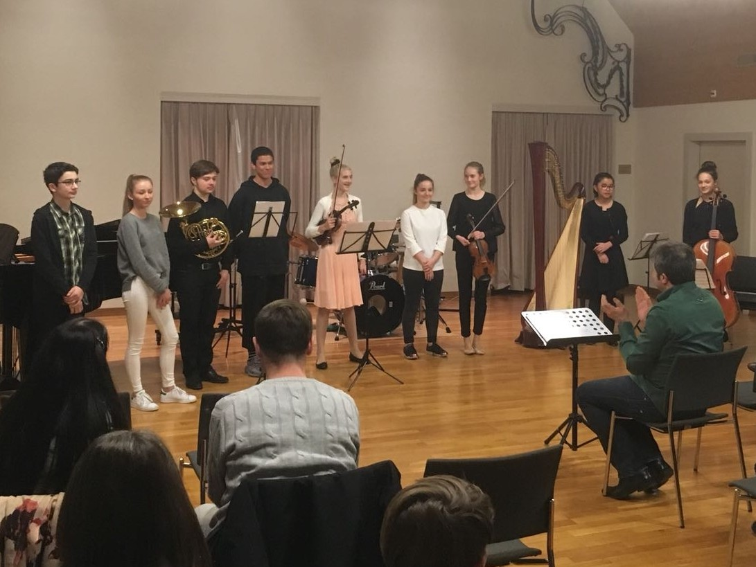 KuSs ZO und K+S-Sek in concert