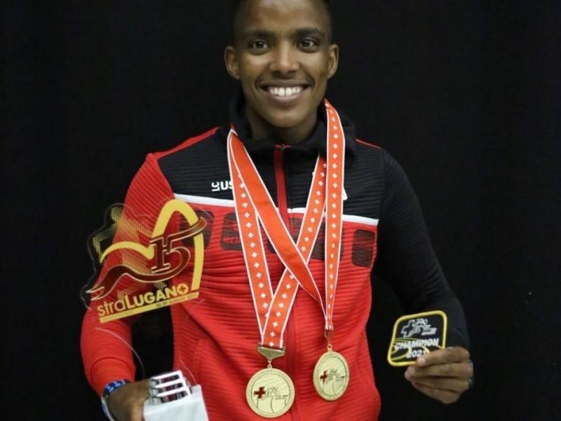 Leichtathletik: Abdi Salam Ali wird Schweizermeister über 10km U20!