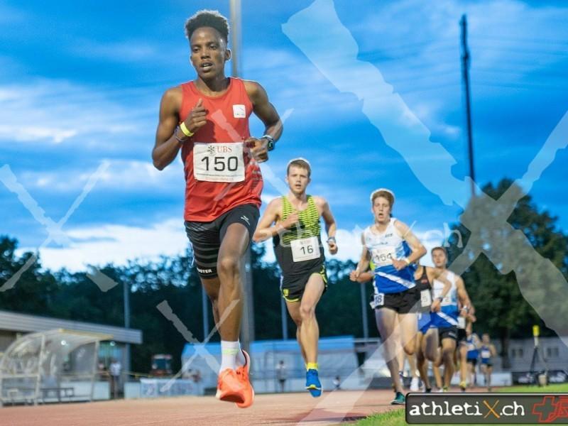 Leichtathletik: Abdi-Salam Ali und Lilly Nägeli auf Podest an SM