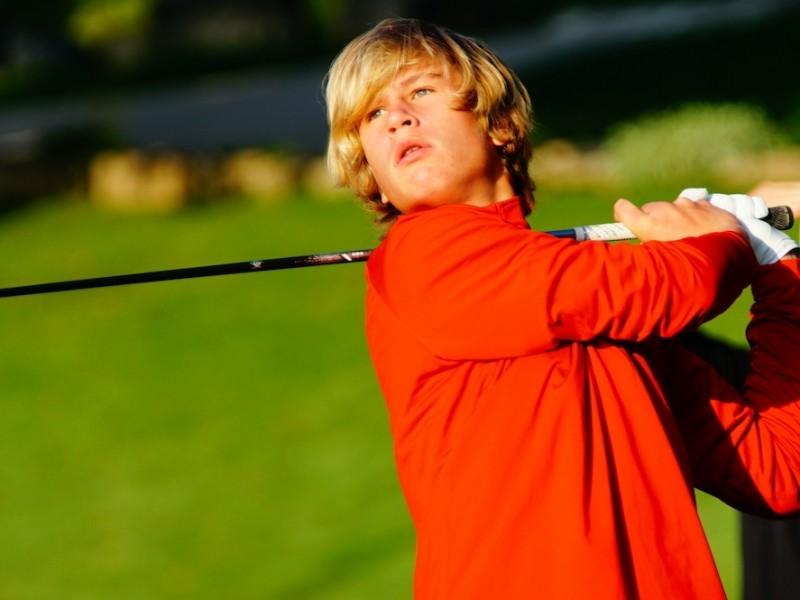 Golf: Ben gewinnt im Team das Quadrangulaire 2021!