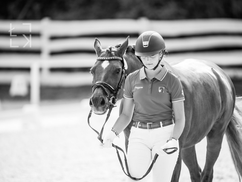 Pony Dressur: Robynne Nr. 12 im Worldranking!